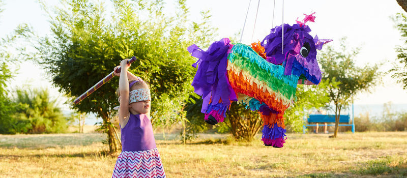 Birthday Party Pinatas